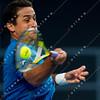 2010 Australian Tennis Open - TSONGA, Jo-Wilfried (FRA) [10] vs ALMAGRO, Nicolas (ESP) [26] - [photographer] Mark Peterson - 2731