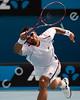 2010 Australian Tennis Open - TIPSAREVIC, Janko (SRB) vs HAAS, Tommy (GER) [18] - [photographer] Natasha Peterson - 2565