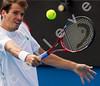 2010 Australian Tennis Open - TIPSAREVIC, Janko (SRB) vs HAAS, Tommy (GER) [18] - [photographer] Natasha Peterson - 2632-2