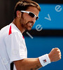 2010 Australian Tennis Open - TIPSAREVIC, Janko (SRB) vs HAAS, Tommy (GER) [18] - [photographer] Natasha Peterson - 2554