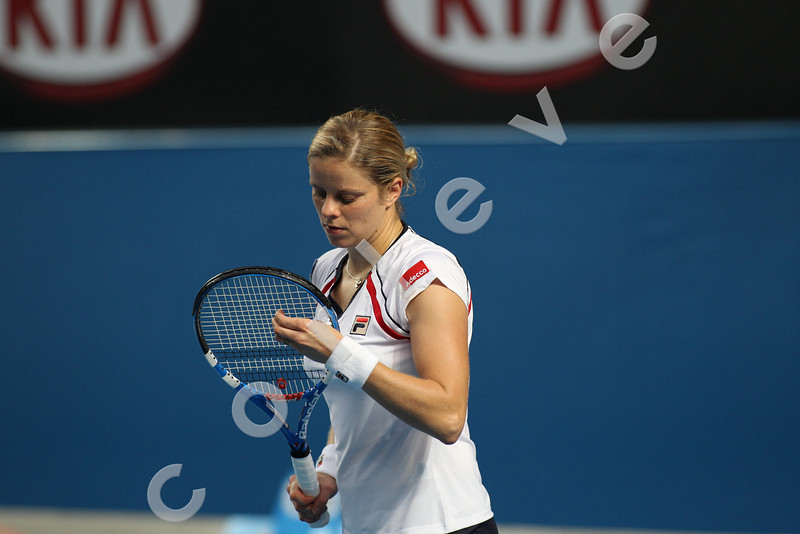 2010 Australian Tennis Open - CLIJSTERS, Kim (BEL) [15] vs PETROVA, Nadia (RUS) [19] - [photographer] Natasha Peterson - 9242