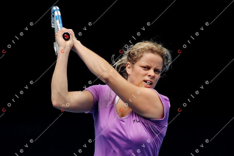 2010 Australian Tennis Open - [practice] Kim Clijsters - 9368