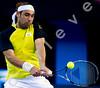 2010 Australian Tennis Open - HEWITT, Lleyton (AUS) [22] vs BAGHDATIS, Marcos (CYP) - [photographer] Mark Peterson - 5348
