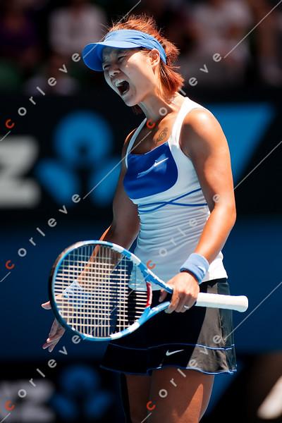 2010 Australian Open - LI, Na (CHN) [16] vs WILLIAMS, Venus (USA) [6]
