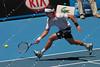 2010 Australian Tennis Open - BAGHDATIS, Marcos (CYP) vs FERRER, David (ESP) [17] - [photographer] Mark Peterson - 2862