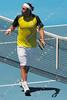 2010 Australian Tennis Open - BAGHDATIS, Marcos (CYP) vs FERRER, David (ESP) [17] - [photographer] Mark Peterson - 2895