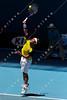 2010 Australian Tennis Open - BAGHDATIS, Marcos (CYP) vs FERRER, David (ESP) [17] - [photographer] Mark Peterson - 2926
