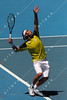 2010 Australian Tennis Open - BAGHDATIS, Marcos (CYP) vs FERRER, David (ESP) [17] - [photographer] Mark Peterson - 2887