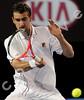 2010 Australian Tennis Open - CILIC, Marin (CRO) [14] vs TOMIC, Bernard (AUS) - [photographer] Mark Peterson - 2840