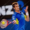 2010 Australian Tennis Open - Roger Federer vs Andy Murray - [photographer] Mark Peterson - 3608