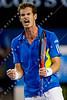 2010 Australian Tennis Open - Roger Federer vs Andy Murray - [photographer] Mark Peterson - 3540