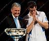 2010 Australian Tennis Open - Roger Federer vs Andy Murray - [photographer] Mark Peterson - 8622