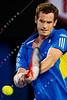 2010 Australian Tennis Open - Roger Federer vs Andy Murray - [photographer] Mark Peterson - 3493