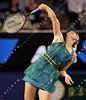 2010 Australian Tennis Open - SHARAPOVA, Maria (RUS) [14] vs KIRILENKO, Maria (RUS) - [photographer] Mark Peterson - 0062