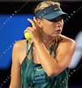 2010 Australian Tennis Open - SHARAPOVA, Maria (RUS) [14] vs KIRILENKO, Maria (RUS) - [photographer] Mark Peterson - 0050