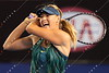 2010 Australian Tennis Open - SHARAPOVA, Maria (RUS) [14] vs KIRILENKO, Maria (RUS) - [photographer] Mark Peterson - 0133