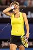 2010 Australian Tennis Open - SHARAPOVA, Maria (RUS) [14] vs KIRILENKO, Maria (RUS) - [photographer] Mark Peterson - 0100