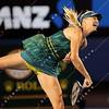 2010 Australian Tennis Open - SHARAPOVA, Maria (RUS) [14] vs KIRILENKO, Maria (RUS) - [photographer] Mark Peterson - 0055