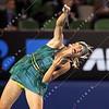 2010 Australian Tennis Open - SHARAPOVA, Maria (RUS) [14] vs KIRILENKO, Maria (RUS) - [photographer] Mark Peterson - 0059