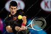 2010 Australian Open - DJOKOVIC, Novak (SRB) [3] vs TSONGA, Jo-Wilfried (FRA) [10]