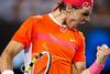 2010 Australian Tennis Open - KOHLSCHREIBER, Philipp (GER) [27] vs NADAL, Rafael (ESP) [2] - [photographer] Mark Peterson - 4573 copy