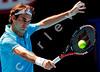 2010 Australian Tennis Open - FEDERER, Roger (SUI) [1] vs MONTANES, Albert (ESP) [31] - [photographer] Natasha Peterson - 2010 (2)