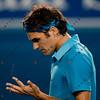 2010 Australian Tennis Open - FEDERER, Roger (SUI) [1] vs HANESCU, Victor (ROU) - [photographer] Mark Peterson - 0385
