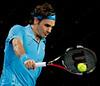 2010 Australian Tennis Open - FEDERER, Roger (SUI) [1] vs HANESCU, Victor (ROU) - [photographer] Mark Peterson - 0230