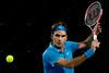 2010 Australian Tennis Open - FEDERER, Roger (SUI) [1] vs HANESCU, Victor (ROU) - [photographer] Mark Peterson - 0295
