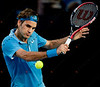 2010 Australian Tennis Open - FEDERER, Roger (SUI) [1] vs HANESCU, Victor (ROU) - [photographer] Mark Peterson - 0226