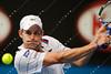 2010 Australian Tennis Open - RODDICK, Andy (USA) [7] vs LOPEZ, Feliciano (ESP) - [photographer] Mark Peterson - 3907