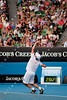 2010 Australian Tennis Open - RODDICK, Andy (USA) [7] vs LOPEZ, Feliciano (ESP) - [photographer] Mark Peterson - 3131