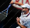 2010 Australian Tennis Open - RODDICK, Andy (USA) [7] vs LOPEZ, Feliciano (ESP) - [photographer] Mark Peterson - 3421