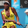2010 Australian Tennis Open - BAMMER, Sybille (AUT) vs WILLIAMS, Venus (USA) [6] - [photographer] Mark Peterson - 2945
