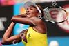 2010 Australian Tennis Open - BAMMER, Sybille (AUT) vs WILLIAMS, Venus (USA) [6] - [photographer] Mark Peterson - 2948