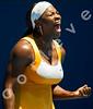 2010 Australian Tennis Open - WILLIAMS, Serena (USA) [1] vs SUAREZ NAVARRO, Carla (ESP) [32] - [photographer] Mark Peterson - 2010 (13)