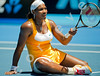 2010 Australian Tennis Open - WILLIAMS, Serena (USA) [1] vs SUAREZ NAVARRO, Carla (ESP) [32] - [photographer] Mark Peterson - 2010 (23)