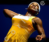 2010 Australian Tennis Open - WILLIAMS, Serena (USA) [1] vs SUAREZ NAVARRO, Carla (ESP) [32] - [photographer] Mark Peterson - 2010 (4)
