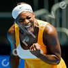 2010 Australian Tennis Open - WILLIAMS, Serena (USA) [1] vs SUAREZ NAVARRO, Carla (ESP) [32] - [photographer] Mark Peterson - 2010 (22)