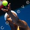 2010 Australian Tennis Open - WILLIAMS, Serena (USA) [1] vs SUAREZ NAVARRO, Carla (ESP) [32] - [photographer] Mark Peterson - 2010 (6)