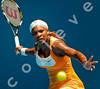 2010 Australian Tennis Open - WILLIAMS, Serena (USA) [1] vs SUAREZ NAVARRO, Carla (ESP) [32] - [photographer] Mark Peterson - 2010 (11)