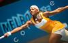 2010 Australian Tennis Open - WILLIAMS, Serena (USA) [1] vs SUAREZ NAVARRO, Carla (ESP) [32] - [photographer] Mark Peterson - 2010 (7)