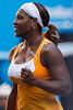 WILLIAMS, Serena (USA) [1] vs STOSUR, Samantha (AUS) [13]