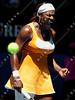 2010 Australian Tennis Open - WILLIAMS, Serena (USA) [1] vs RADWANSKA, Urszula (POL) - [photographer] Mark Peterson - 0898