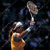2010 Australian Tennis Open - WILLIAMS, Serena (USA) [1] vs RADWANSKA, Urszula (POL) - [photographer] Mark Peterson - 0920