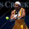 2010 Australian Tennis Open - WILLIAMS, Serena (USA) [1] vs RADWANSKA, Urszula (POL) - [photographer] Mark Peterson - 1898