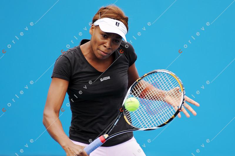 2010 Australian Tennis Open - [practice] Venus Williams - 9174