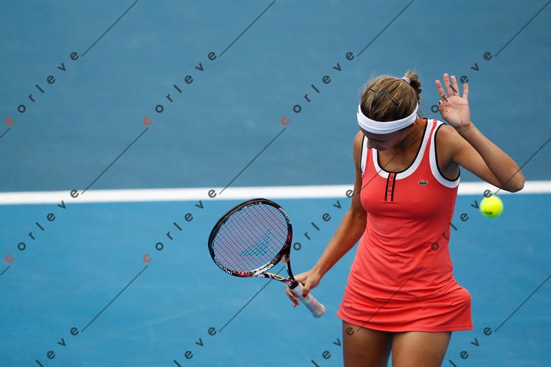 2010 Australian Tennis Open - ZVONAREVA, Vera (RUS) [9] vs DULKO, Gisela (ARG) - [photographer] Natasha Peterson - 0263