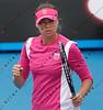 2010 Australian Tennis Open - ZVONAREVA, Vera (RUS) [9] vs DULKO, Gisela (ARG) - [photographer] Natasha Peterson - 0273
