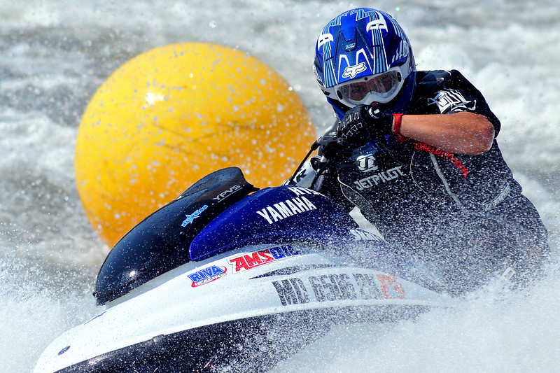 Aug 8th,  APBA Jet Ski racing in Colonial Beach, Va